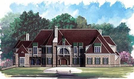 Edwardian Elegance 12021jl Architectural Designs House Plans