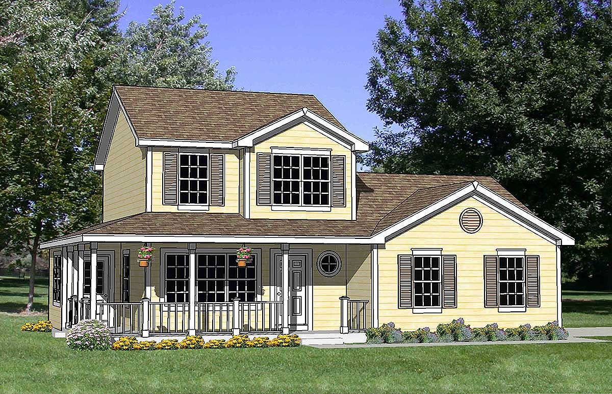 country home plans with wrap around porches country house plan with wrap around porch 12730ma architectural designs house plans 9212