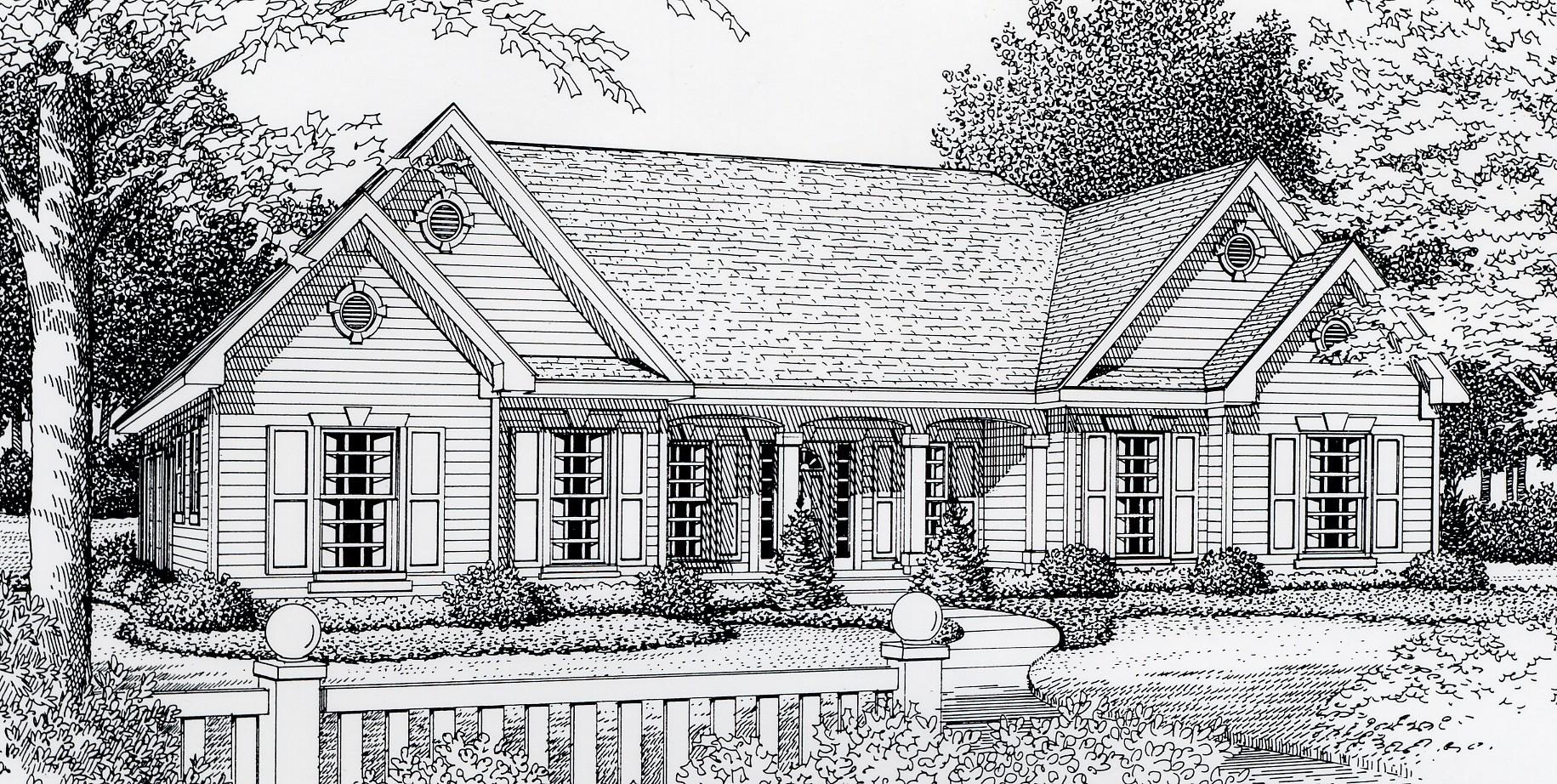 Sensible Symmetry - 14012DT | Architectural Designs ...