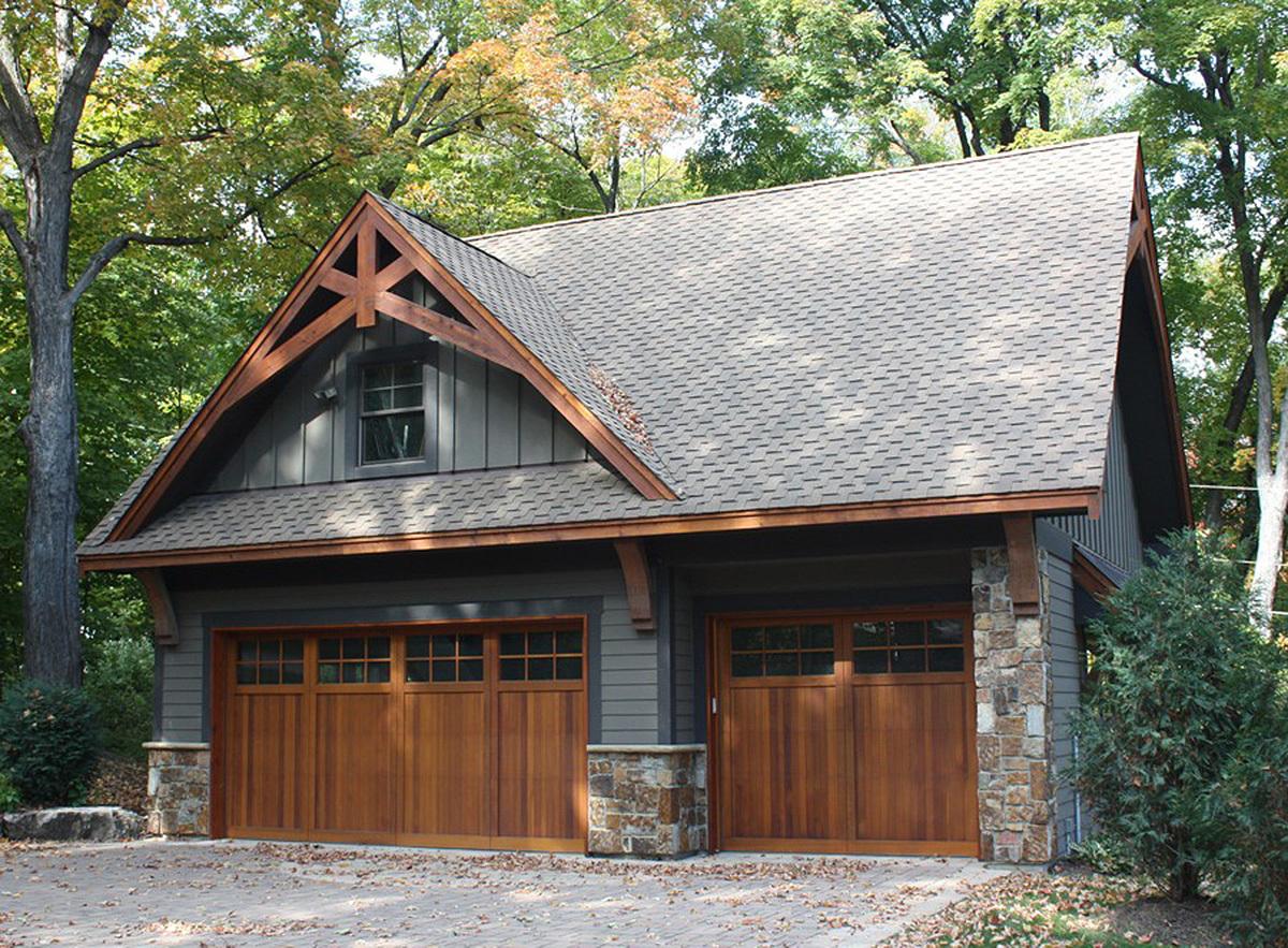 Detached Garage Plans Architectural Designs