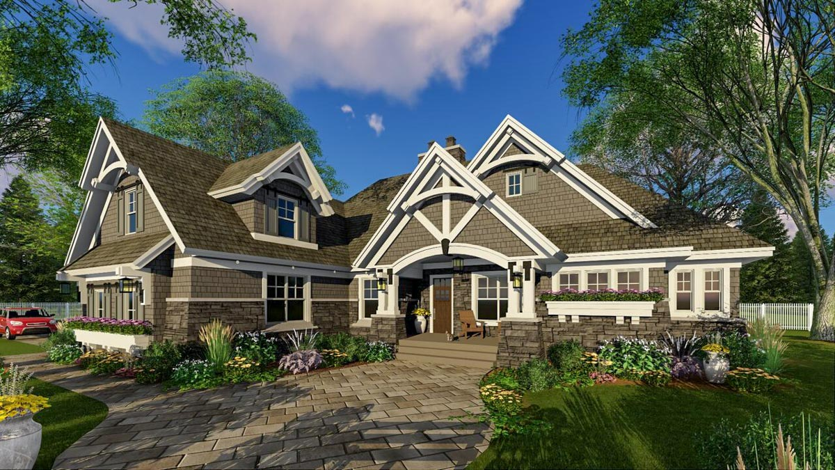 Elegant Craftsman With Room To Grow 14650rk