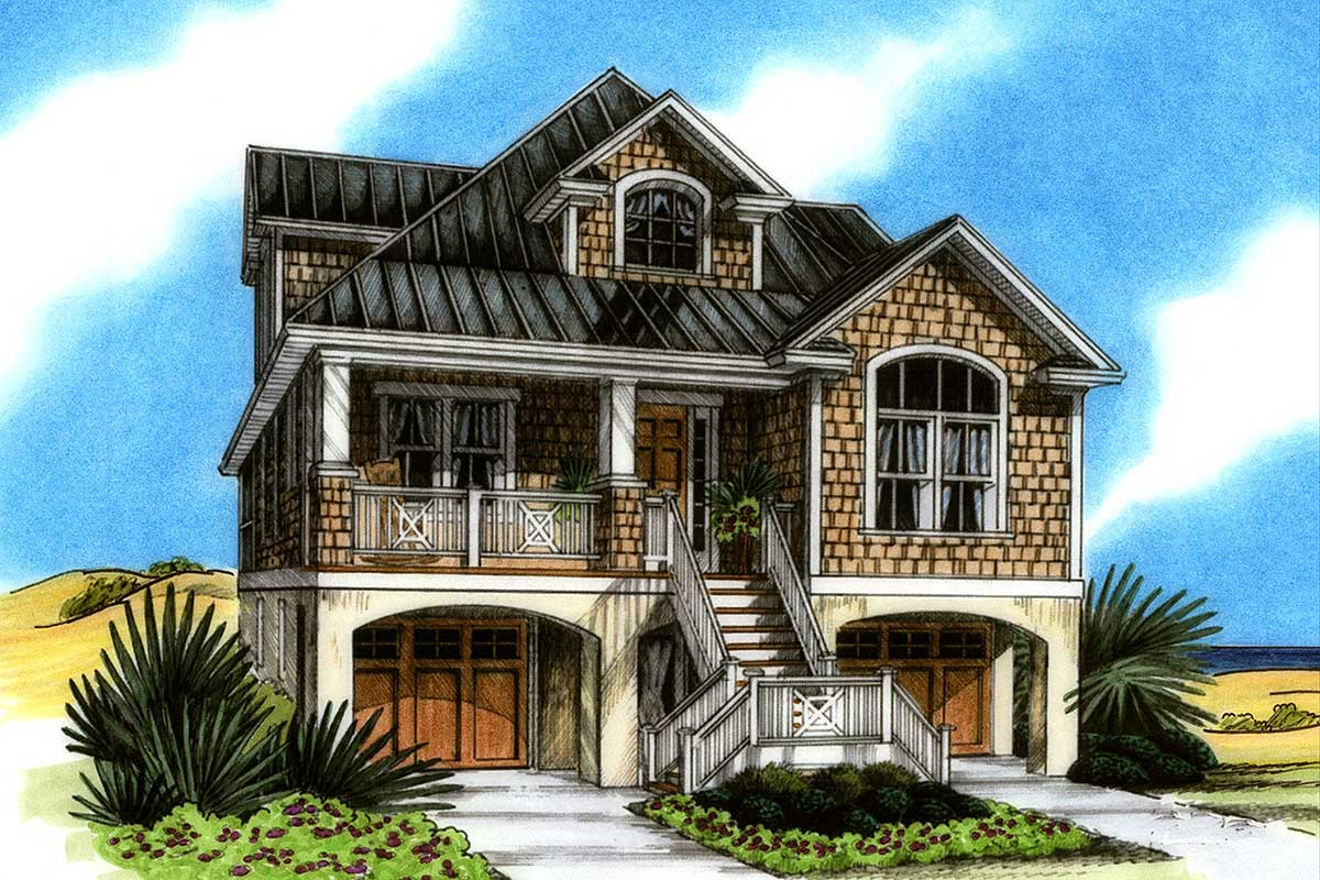 Expansion Possibilities 15004nc Architectural Designs