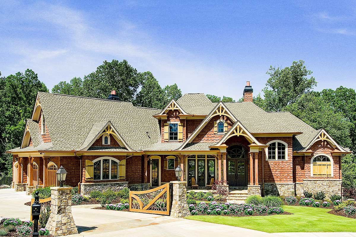 15688ge_photo_1525722916 Deluxe Mountain Craftsman Dream Home Plan Ge on