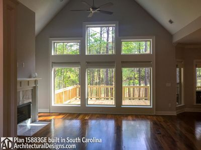 House Plan 15883GE comes to life in South Carolina - photo 012