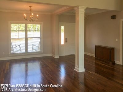 House Plan 15883GE comes to life in South Carolina - photo 011