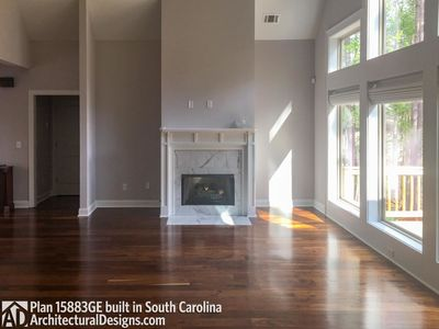 House Plan 15883GE comes to life in South Carolina - photo 014