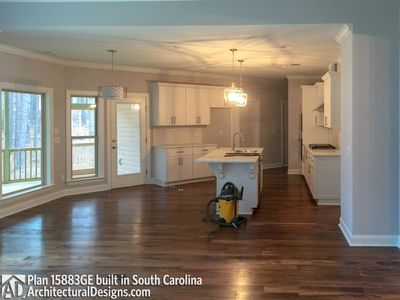 House Plan 15883GE comes to life in South Carolina - photo 034