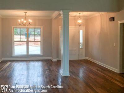 House Plan 15883GE comes to life in South Carolina - photo 009