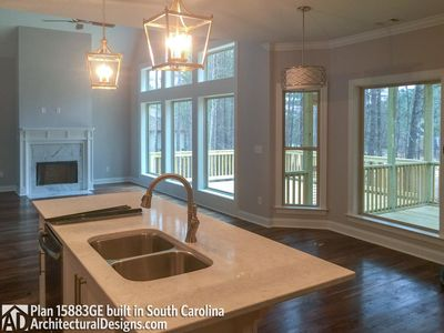 House Plan 15883GE comes to life in South Carolina - photo 024