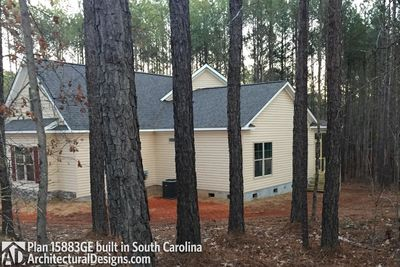 House Plan 15883GE comes to life in South Carolina - photo 042