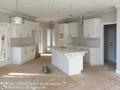 House Plan 15883GE comes to life in South Carolina - photo 036