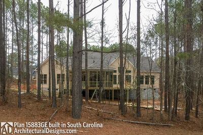 House Plan 15883GE comes to life in South Carolina - photo 044