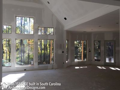 House Plan 15883GE comes to life in South Carolina - photo 047