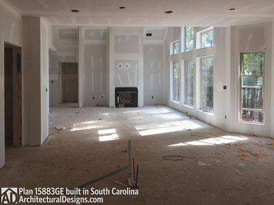 House Plan 15883GE comes to life in South Carolina - photo 048