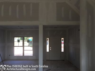 House Plan 15883GE comes to life in South Carolina - photo 049