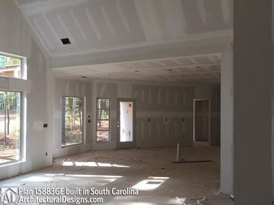 House Plan 15883GE comes to life in South Carolina - photo 050