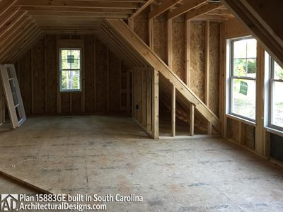 House Plan 15883GE comes to life in South Carolina - photo 051