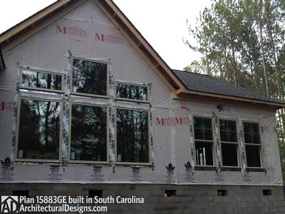 House Plan 15883GE comes to life in South Carolina - photo 053