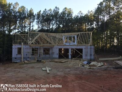 House Plan 15883GE comes to life in South Carolina - photo 056