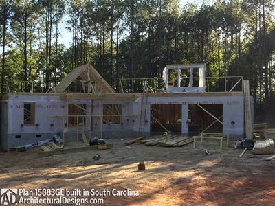 House Plan 15883GE comes to life in South Carolina - photo 057