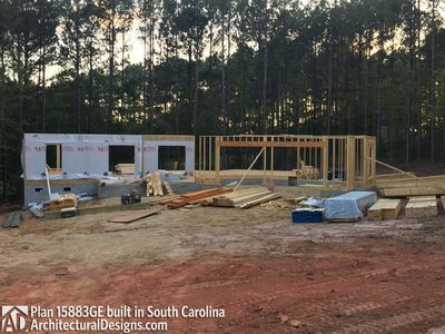 House Plan 15883GE comes to life in South Carolina - photo 058