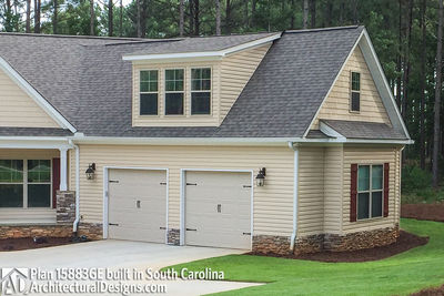 House Plan 15883GE comes to life in South Carolina - photo 003
