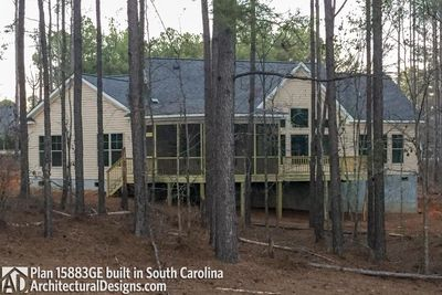 House Plan 15883GE comes to life in South Carolina - photo 007
