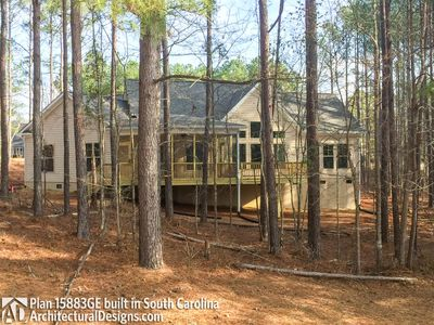 House Plan 15883GE comes to life in South Carolina - photo 008