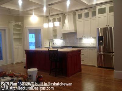House Plan 16812WG Client-Built In Saskatchewan - photo 004