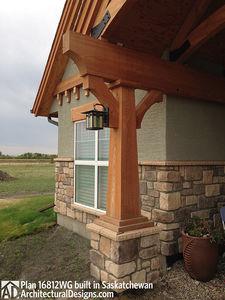 House Plan 16812WG Client-Built In Saskatchewan - photo 008