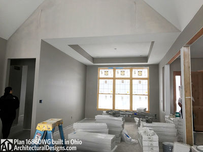 House Plan 16860WG comes to life in Ohio! - photo 027