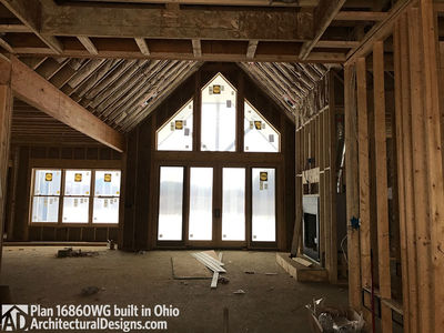 House Plan 16860WG comes to life in Ohio! - photo 034