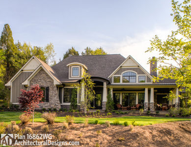 House Plan 16862WG Comes to Life in Tennessee! - photo 026
