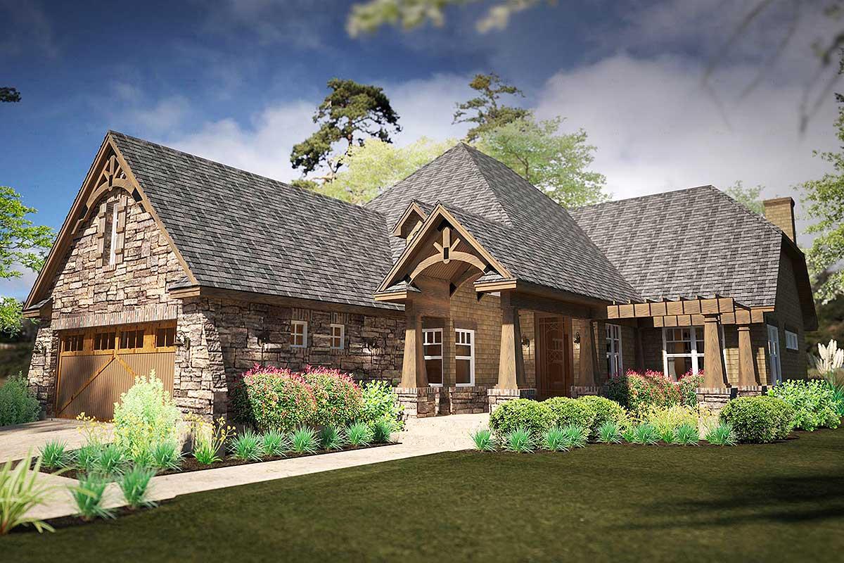 Mountainside House Designs