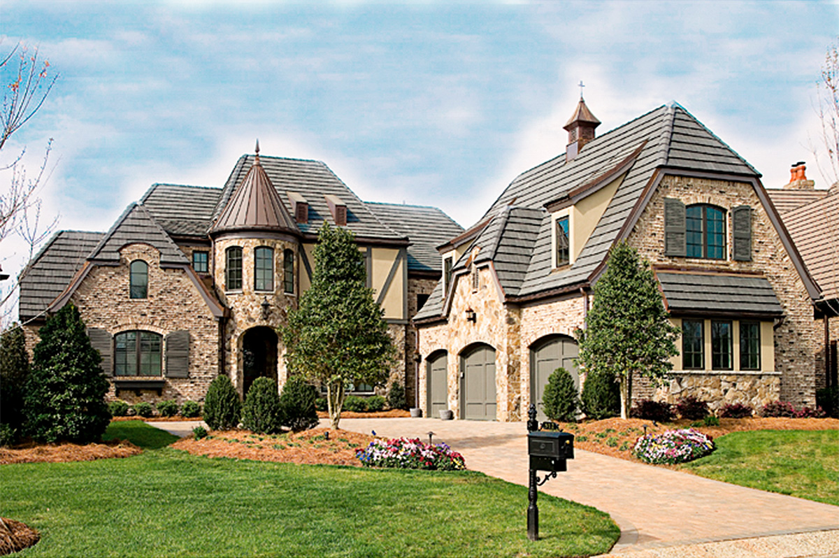 French Country Manor - 17691LV