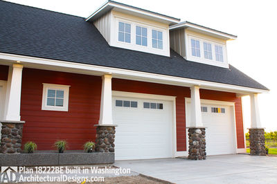 House Plan 18222BE comes to life in Washington - photo 014