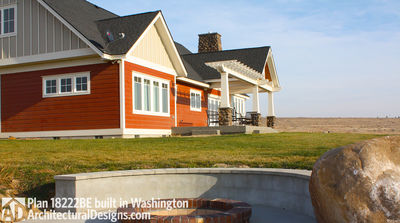 House Plan 18222BE comes to life in Washington - photo 015