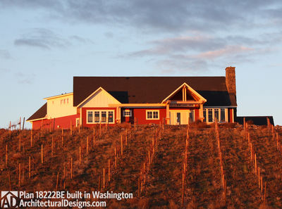 House Plan 18222BE comes to life in Washington - photo 005