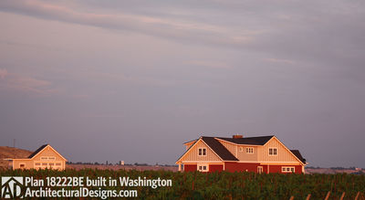 House Plan 18222BE comes to life in Washington - photo 003
