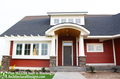 House Plan 18222BE comes to life in Washington - photo 004