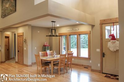 House Plan 18260BE comes to life in Michigan - photo 010