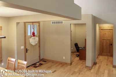 House Plan 18260BE comes to life in Michigan - photo 011