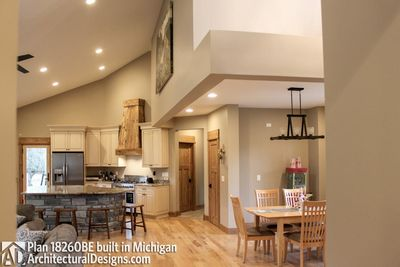 House Plan 18260BE comes to life in Michigan - photo 012