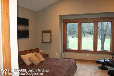 House Plan 18260BE comes to life in Michigan - photo 024