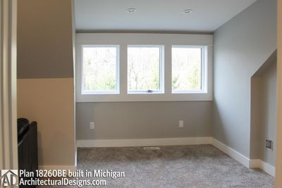 House Plan 18260BE comes to life in Michigan - photo 039