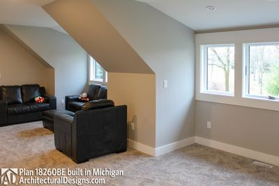 House Plan 18260BE comes to life in Michigan - photo 040