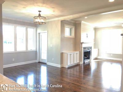 House Plan 18289BE Comes to Life in North Carolina - photo 014