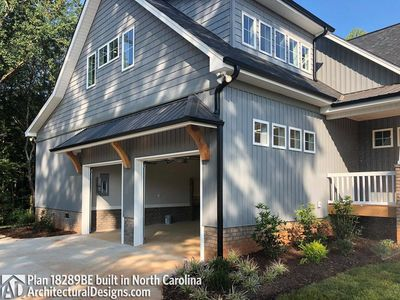 House Plan 18289BE Comes to Life in North Carolina - photo 004