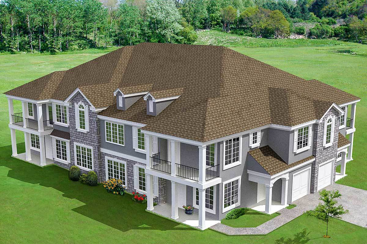 8 Corner Rondavel Designs - Modern House