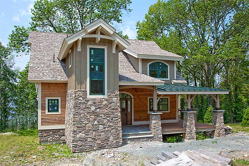 mountain cottage 18700ck architectural designs house plansmountain cottage